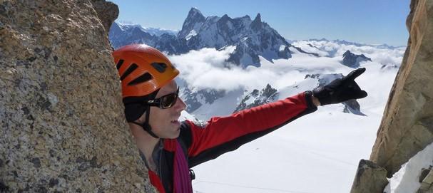 Großglockner Bergführer Stefan Rieger