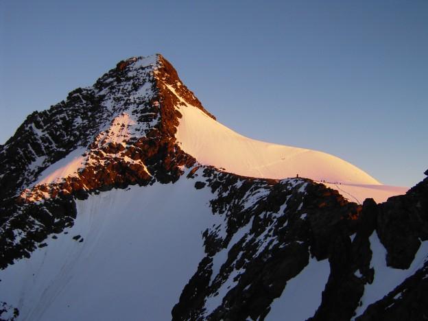 Sonnenaufgang Großglockner
