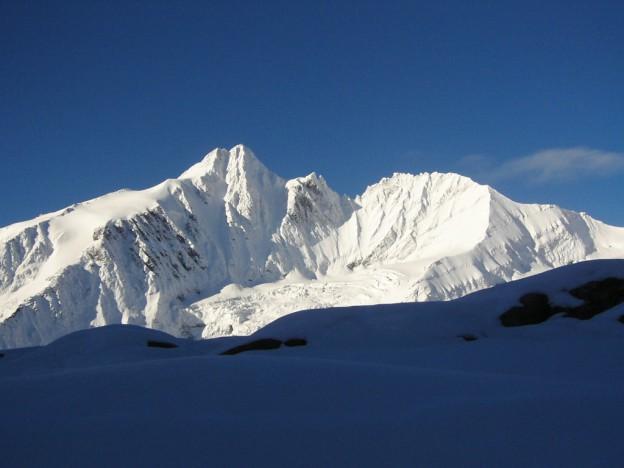Großglockner Skitour