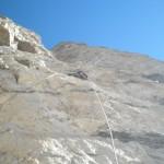Drei Zinne Klettertour